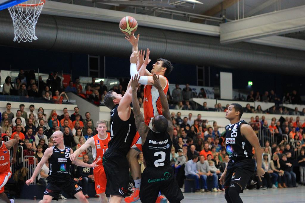Slavchev Hanau Playoffs 2015