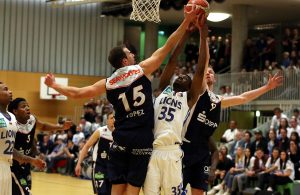Karlsruhe Lions - Rostock Seawolves Playoffs Spiel 1