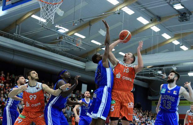 Daniel Lopez, Karlsruhe, Playoffs,