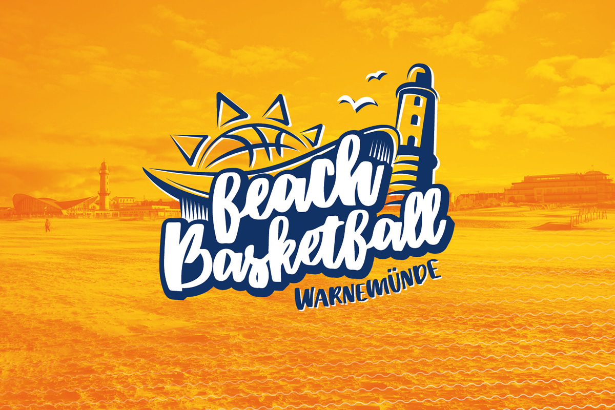 Beachbasketball Warnemünde 2017