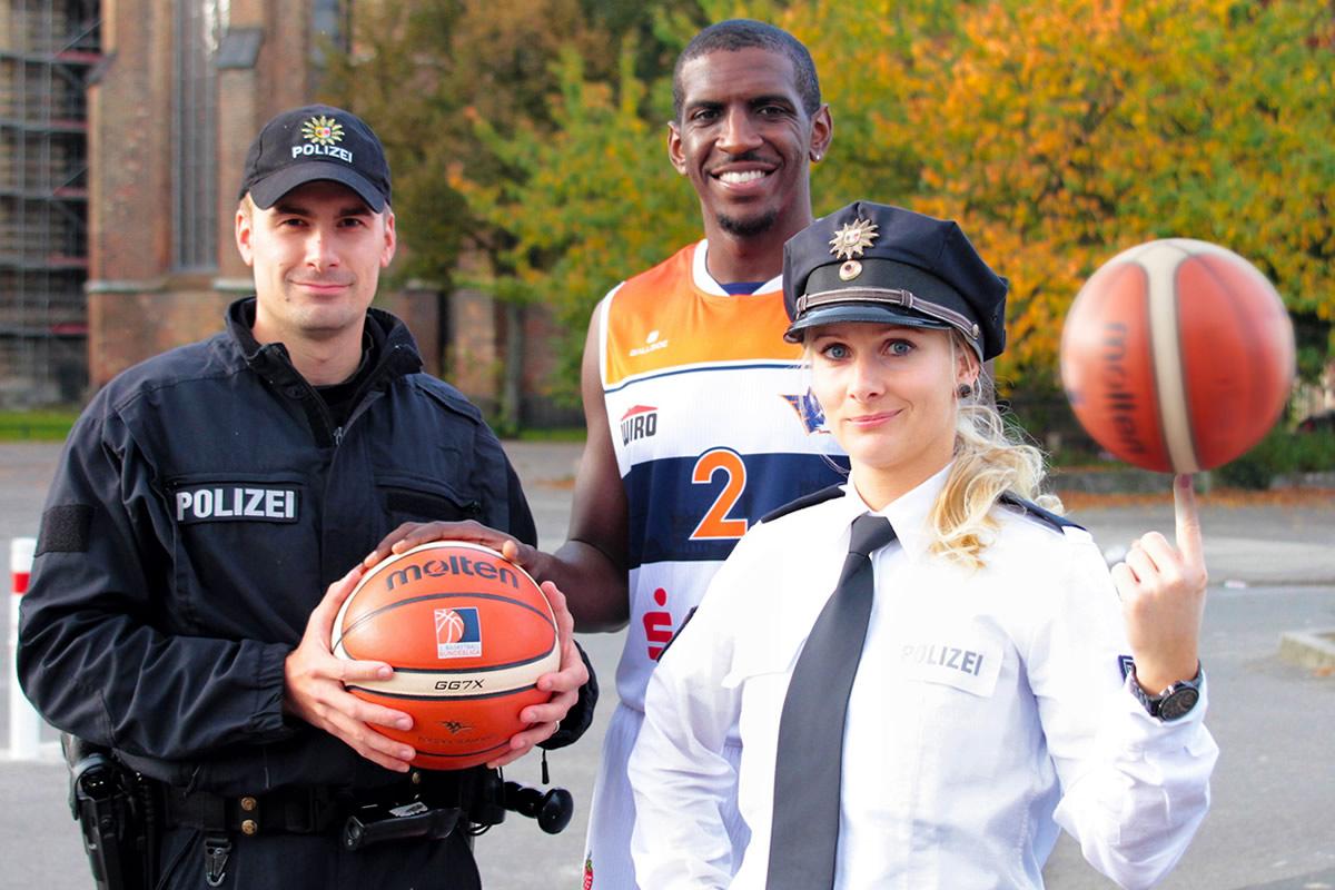 OSPA Stadtwette Polizei
