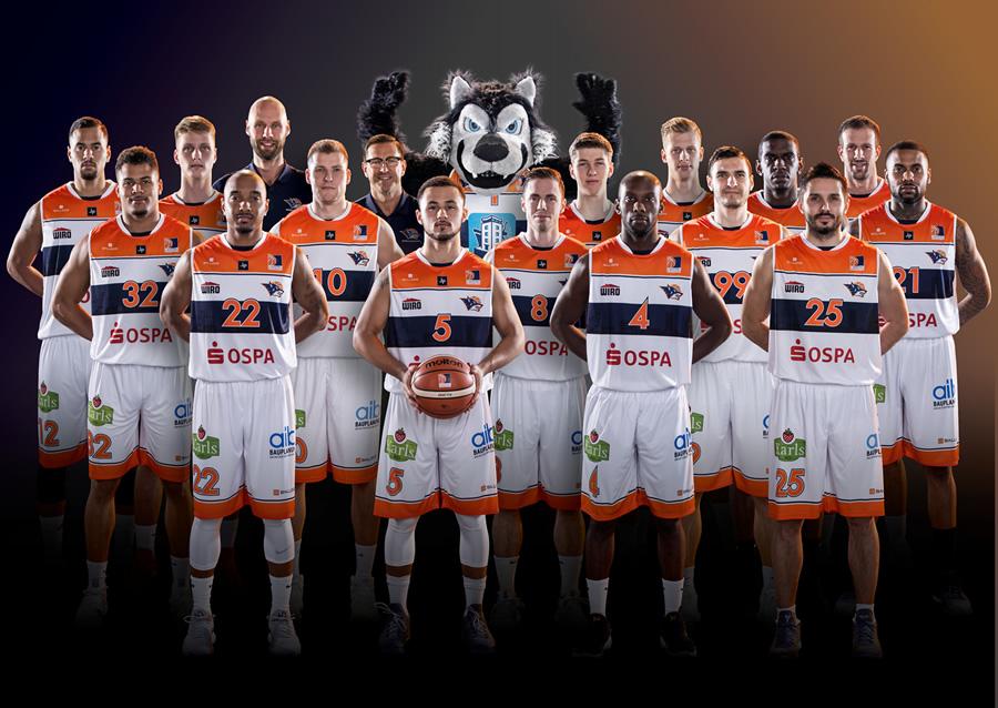 Team Rostock Seawolves Basketball 2017-2018