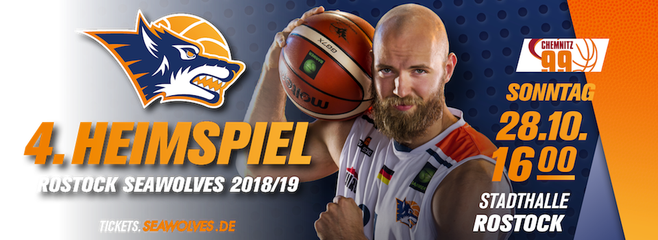 ROSTOCK SEAWOLVES BASKETBALL
