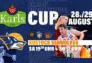 KARLS CUP 2021: SEAWOLVES empfangen drei Erstligisten