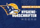 Hygienevorschriften für das SEAWOLVES-Heimspiel am 17.10. gegen Schwenningen